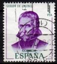 Espagne - 1970 -  n°1646 (YT) Personnalités , littérature     (O)