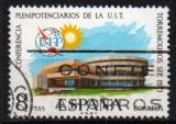 Espagne - 1973 -  n°1799 (YT) Conférence de l'UIT    (O)