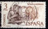 Espagne - 1974 -  n°1841 (YT) l'Art romain en Espagne     (O)