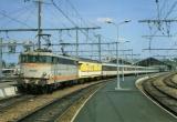 miniature RU 0067 - Train - loco BB 9326 en gare - BRIVE LA GAILLARDE - 19 - SNCF