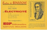 Ville pilote d'électricité.EDF INFORMATION.