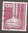 miniature Allemagne 1982 YT 967 Obl Chaudiere a brasser