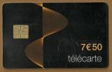 Télécarte - Phone card - Carte cabine - Torsade - Date de validité 30/09/2012.