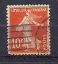 miniature France 1907 - Unificato N° 138