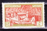 miniature Guadeloupe 1928-38  Y  1 T n°101