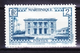 miniature Martinique  1933-38 Y  & T   n° 134