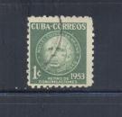miniature Cuba 1954 - Scott N° 514