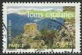 miniature France - 3942 oblitéré .