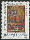 miniature France - 4058 oblitéré .
