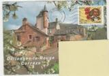 miniature  Enveloppe illustrée Collonges-la-Rouge Y& 3491  Delgrès