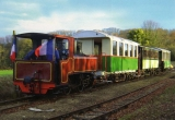 miniature ART 252 - Train - loco Corpet-Louvet 020 T - HEUGNES - Indre 36 - BA - SABA