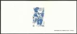 miniature France 2004 - Gravure sur papier Velin - Débarquements libération - N° 3675 .