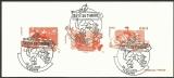miniature France 2009 - Gravure sur papier Velin - Fête du timbre - N° 4338 4339 4340 ou 271 272 273 oblitérés