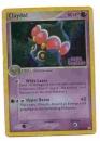 miniature Carte Pokemon CLAYDOL (Kaorine) 80HP / Édition Ex : Fantômes Holon / N°38/110