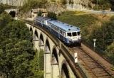miniature RU 0342 - Autorail X 2800 sur le viaduc du Grand Tournant vers THIERS - 63 - SNCF
