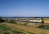 miniature RU 0451 - Train - loco BB 26018 vers ROUFFACH - 68 - SNCF