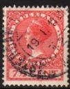 Pays-Bas - 1928/31 -  n°209 (YT)  Effigie de la Reine  (O)