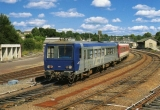 miniature RU 0462 - Autorail X 2255 en gare - USSEL -19 - SNCF