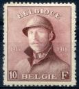 BELGIQUE  _  Y & T  :  N° 178 *   -  Cote  :  150,00  €