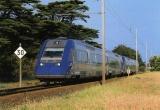 miniature RU 0811 - Autorails X 72675 vers BATZ SUR MER - Loire Atlantique 44 - SNCF
