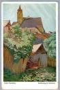 miniature Allemagne - Senftenberg  im Kremstale - Guitav Steinichorn