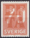 miniature SUEDE 1967 NEUF** MNH N° 557