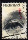 Pays-Bas - 1975 -  n°1023 (YT) 30è anniversaire de la Libération  (O)