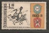 TCHECOSLOVAQUIE Année 1970  N° 1807  oblitèré
