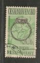 TCHECOSLOVAQUIE Année 1963  N° 1277  oblitèré