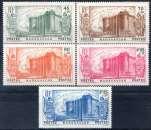 MADAGASCAR  _  Y & T  :  N°  209/213  *  -   Cote  :  70,00   €