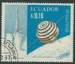 miniature Equateur - Y&T 0762 (o) - Espace -