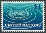 miniature Etats Unis - Nations Unies (New York)  - Y&T 0150 (o)