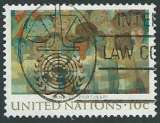 miniature Etats Unis - Nations Unies (New York)  - Y&T 0240 (o)