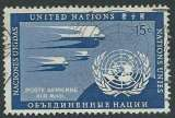 miniature Etats Unis - Nations Unies (New York) - Poste Aérienne - Y&T 003 (o)
