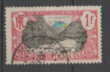 miniature OCEANIE            N°   35      OBLITERE   (alb)