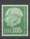 miniature SARRE           N°     409      OBLITERE   (alb)