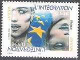 France 2006 Yvert 3902 Neuf ** Cote (2015) 1.25 Euro Europa CEPT L´intégration