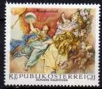 miniature Autriche - 1968 - n° 1113 (YT) - Fresque baroque   (**)