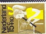 miniature Pays Bas N° Yvert 806