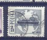 miniature Pologne Yvert N° 1563
