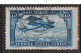miniature MAROC         N°  PA 4   ( 2 )       OBLITERE