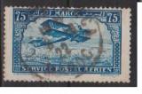 miniature MAROC         N°  PA 4   ( 3 )       OBLITERE