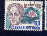 miniature Tchécoslovaquie Yvert N° 2144