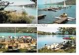 miniature CPSM - 38 - Le lac de Paladru - Charavines