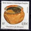 miniature TAAF 409 chaudron de phoquier 2005 NEUF ** luxe MNH sin charnela prix de la poste 0.5