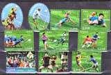 miniature France 4063 4072 2007 Rugby du bf 110 coupe du monde neufs **TB MNH prix de la poste 5.4