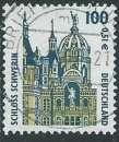 Allemagne - RFA - Y&T 1988 (o) - Château de Schwerin -