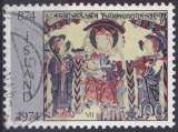 Islande 1974 oblitéré n° 446