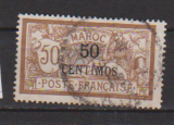 miniature MAROC        N° YVERT    15     OBLITERE    (ALB)