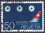 Suisse 1968 oblitéré n° 805